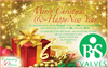 BiS Valves Ltd - Christmas & New Year Closing 2014