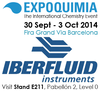 IBERFLUID instruments on stand E211 at the EXPOQUIMIA