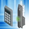 Standalone electronic security from EMKA UK for data centre server racks