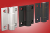 72 Series Aluminium Spring Hinges from FDB Panel Fittings with friction or detent design