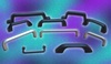 Bridge/Pull handles now available online from FDB Panel Fittings