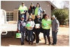 Schneider Electric lights up homes, bodies and minds on Mandela Day