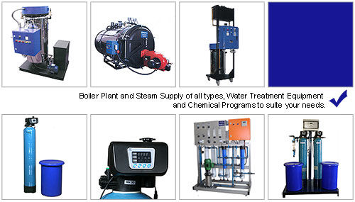 Water Softeners, Water Treatment, Waste Water Treatment, Boiler, Water Treatment Chemicals, Reverse Osmosis Systems, Steam Boiler, Reverse Osmosis Chemicals, Gas Boilers, Electric Boiler, Central Boiler, Flow Control Valve, Water Treatment Products, Corro