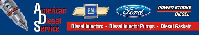 Diesel Injectors and Injector Pumps