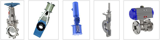 Slurry Knife Gate Valves Butterfly Valves Ar Controls