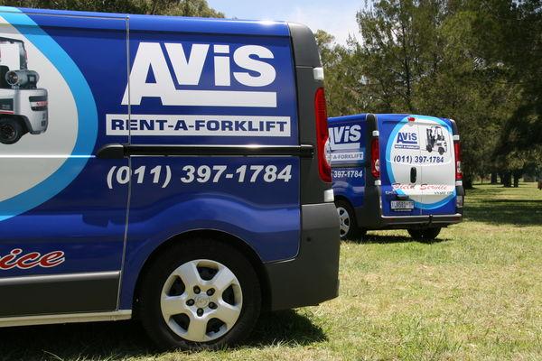 Warehouse Forklift Rental