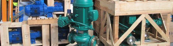 Castle Pumps - Industrial Pump Supplier