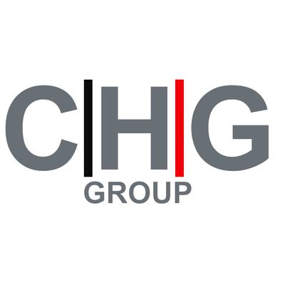 CHG Group Logo - Electrical Engineering & Laboratory Equipment Solutions