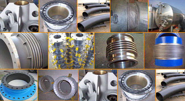 Expansion joint rubber bellows compflex engnet