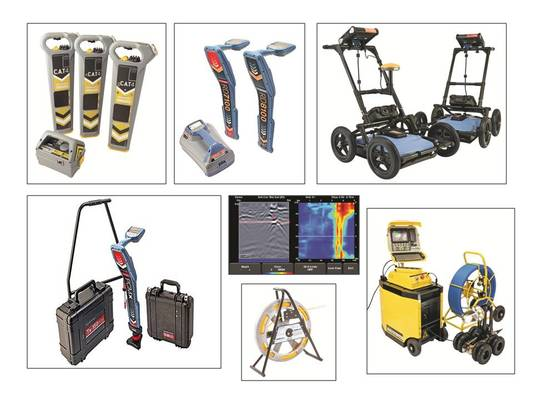 Pipe Locator, Cable Locator, Leak Detectors, Pipeline Inspection Technology, Pipe Locator, Pipeline Inspection Equipment