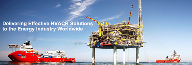 HVAC providers to the oil & gas industry woldwide