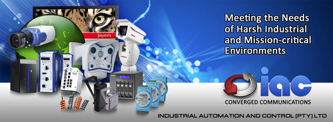 IAC - Industrial Automation and Control