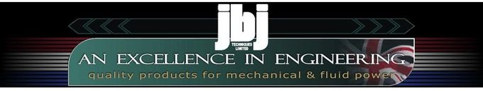 jbj Techniques Ltd, quality products for mechanical & fluid power