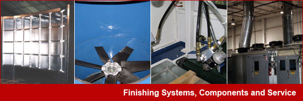 Finishing Systems, Components and Service