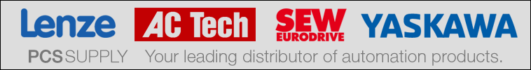 Your leading distributor of automation products.