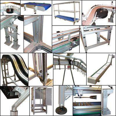 Aluminium Profiles Conveyors Linear Profiles Pro Vey