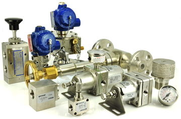 Valves and pneumatic automation products with ATEX & GOST certification
