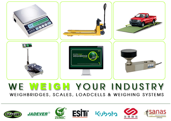 Scales, Weighbridge, Load Cell, Crane Scale