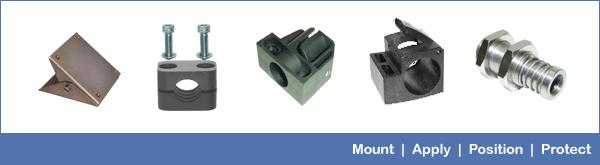 Sensor Mounts, Sensor Mounting