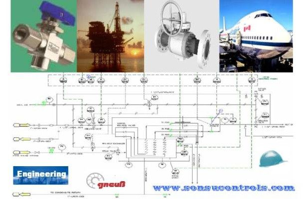 Products & Services - Valves, Instruments, I&C Consulting