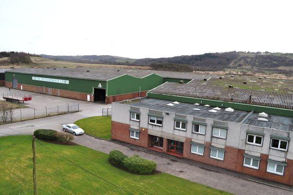 Covered Warehouses at Kilsyth