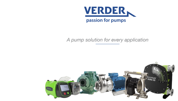 Double Air Diaphragm Pumps, Mag-Drive Centrifugal Pumps, Peristaltic hose and tube pumps