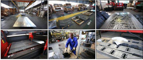 Sheet Metal Fabrication Laser Cutting Services Vomak