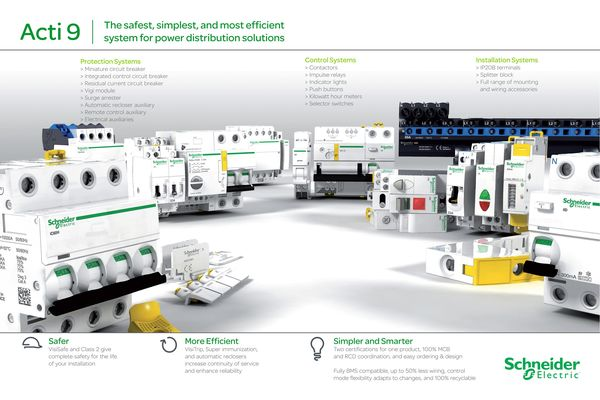 Merlin Gerin Multi 9 Circuit Breaker, Square D Circuit Breakers, Square D Pressure Switch, Telemecanique Contactors, Telemecanique PLC, Capacitor Bank