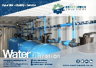 Water Filtration Brochure