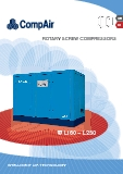 CompAir Rotary Screw Compressors