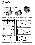 Fox EN801-Encoder leaflet