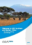 Welcome to GEA Southern and Eastern Africa