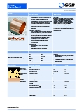 DP4B™ Bearing Material (Lubricated)