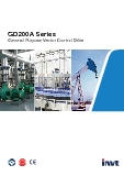 GD200A Series General Purpose Vector Control Drive