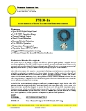 Magnetic Speed Sensor - P1910 Datasheet