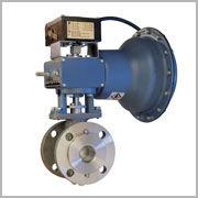 DeZURIK Rotary Control Valves are eccentric valves for throttling liquids, gases and slurries.