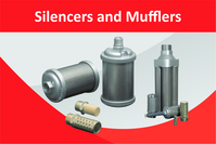 The Allied Witan range of silencers & mufflers offers the widest range for almost any possible pneumatic noise suppression application and is manufactured in the USA to international standards.