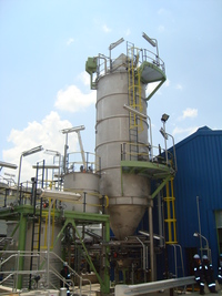 The Bulk Storage Silos are used for the offloading, safe storage and conveying of commodity products such as flocculent, depressant, lime, guar and others.
