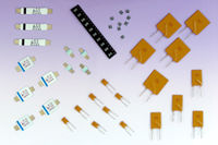 Semifuse PTC resettable fuses are available in a wide range of current values, voltages and formats.