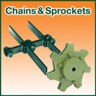 We supply forged chain for the toughest applications.