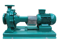 Reliable close and long coupled centrifugal pumps for water and light fuel applications including cooling, circulation, water supply and general transfer.
