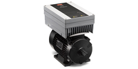 An integrated motor and drive solution and a standalone drive for mounting on any standard induction or PM motor from 0.55–7.5 kW