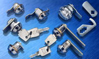 Locks from EMKA include those for zone locking, quarter-turn locks, digital combination locks and camlocks