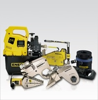 Enerpac's comprehensive range of mechanical and hydraulic bolting equipment provides precise & effective force to make your work more productive, safer, and easier to perform.