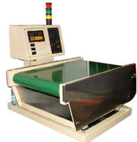 The Famdra Check Weigher has a high speed, high performance in - line check - weigher of robust design has the technology to feed out information that is accurate, efficient, reliable and fast.