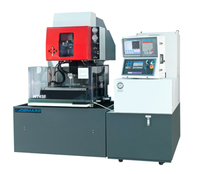 EDM/ Wire Cutting Machines is a metalworking manufacturing process whereby a desired product shape is obtained using electrical discharges.