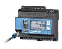 Din Rail Power Quality Meter, dips, trans, harmonics
