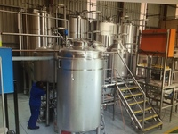 Latham Engineering manufactures quality brewery tanks
