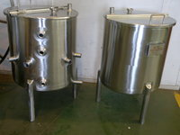 Latham Engineering manufactures dairy tanks