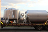 Latham Engineering manufactures asceptic tanks